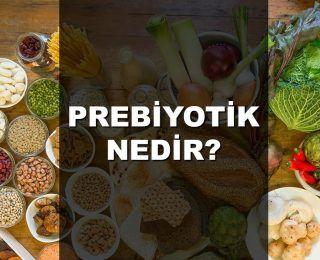 Prebiyotik Nedir?