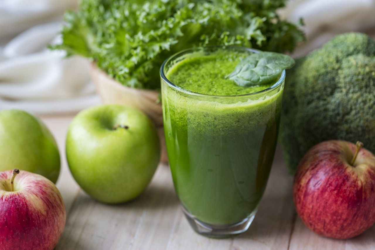 Detoks için en iyi 10 gıda