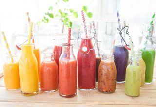 Hastalandığınızda Sizi Canlandıracak 5 Meyve/Sebze Suyu Önerisi