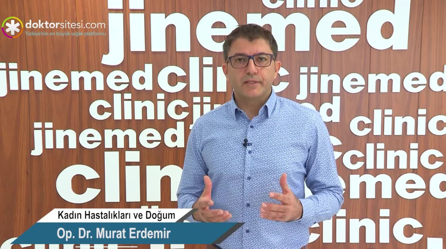 """Açıklanamayan (sebebi bilinmeyen) kısırlık nedir? Nasıl tedavi edilir? """"Op. Dr. Murat  ERDEMIR"""""""