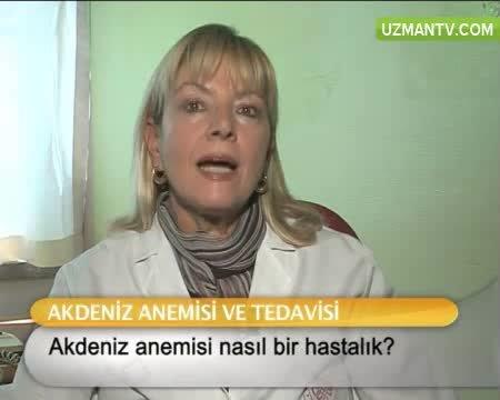 """Akdeniz anemisi nasıl bir hastalıktır? """"Prof. Dr. Leyla  AĞAOĞLU"""""""