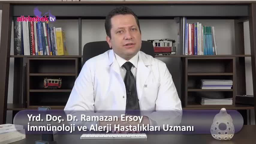"""Alerjik sinüzit nedir? """"Dr.Öğr.Üyesi Ramazan  ERSOY"""""""