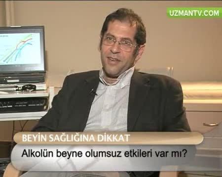 """Alkolün beyne olumsuz etkileri var mı? """"Prof. Dr. Mustafa  ERTAŞ"""""""