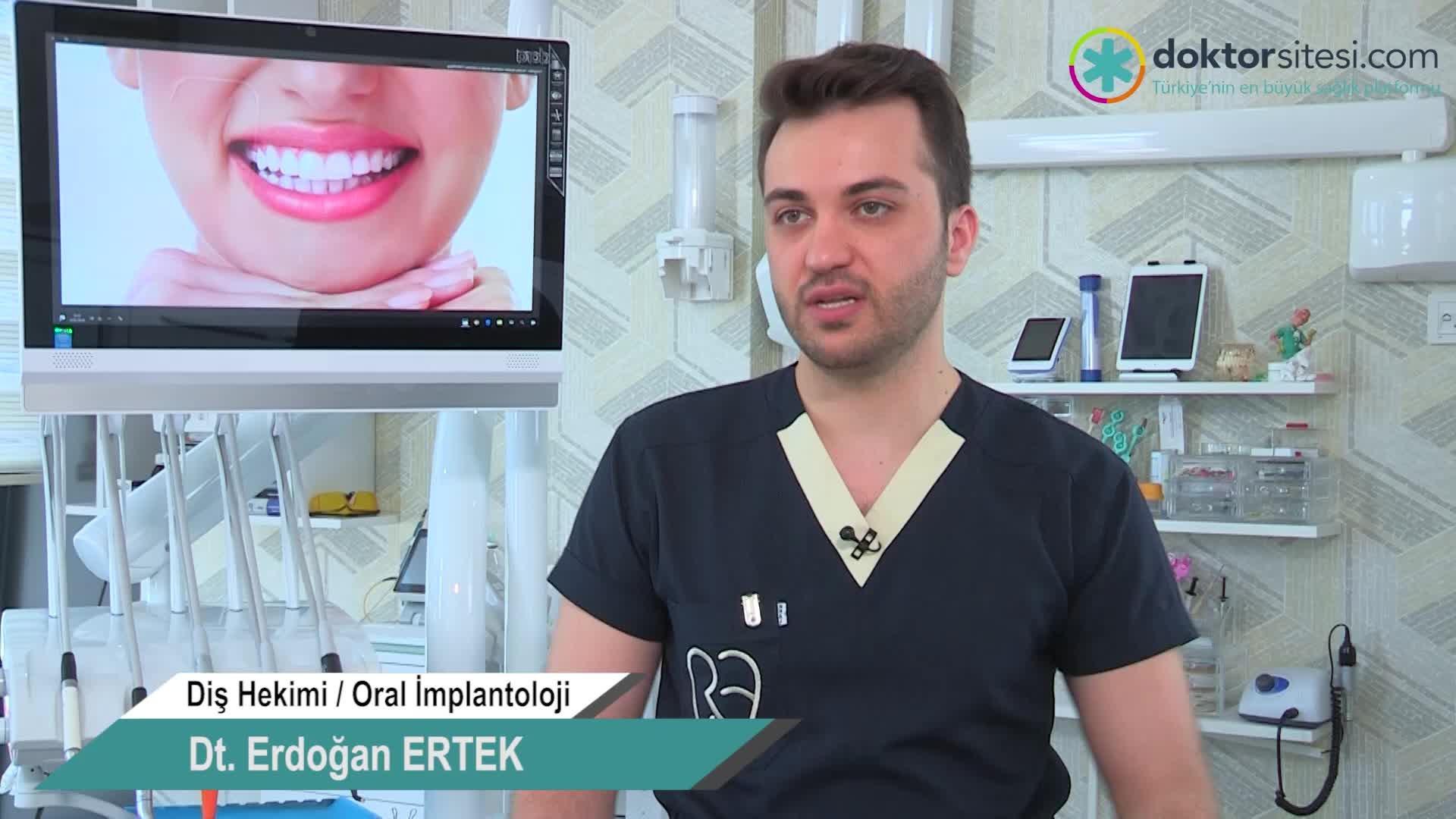 """All on four  tedavisi nedir? Nasıl yapılır? """"Dt. Erdoğan  ERTEK"""""""