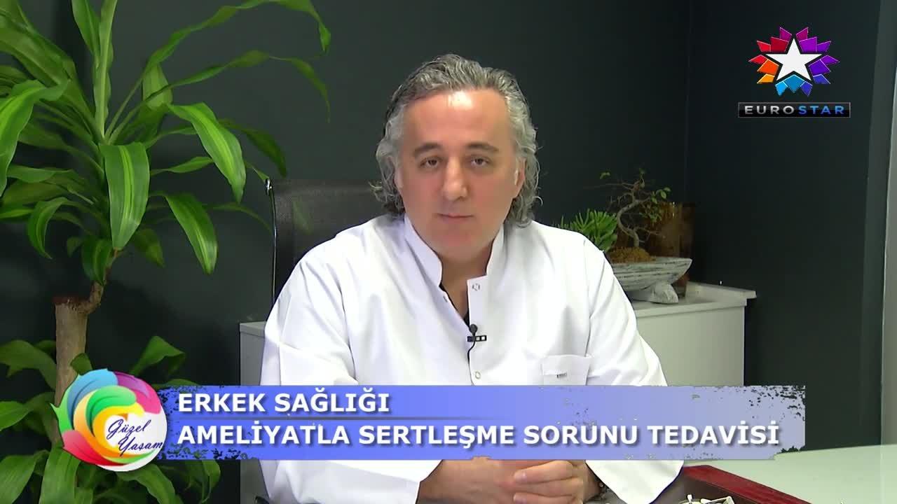 """Ameliyatla Sertleşme Sorunu Tedavisi """"Op. Dr. Murad  ÇELTIK"""""""