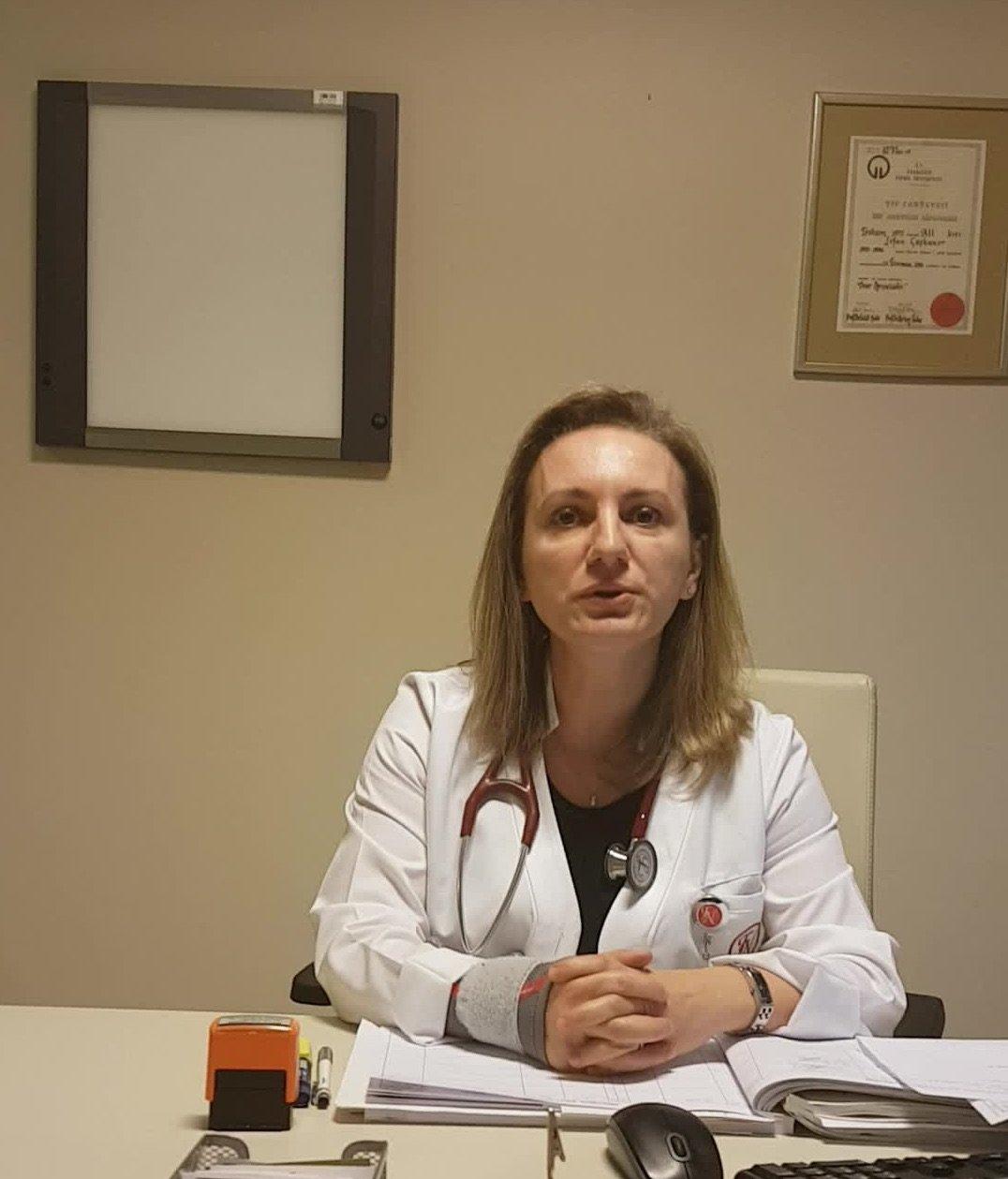 """Ankilozan spondilit """"Uzm. Dr. İrfan  BERBER"""""""