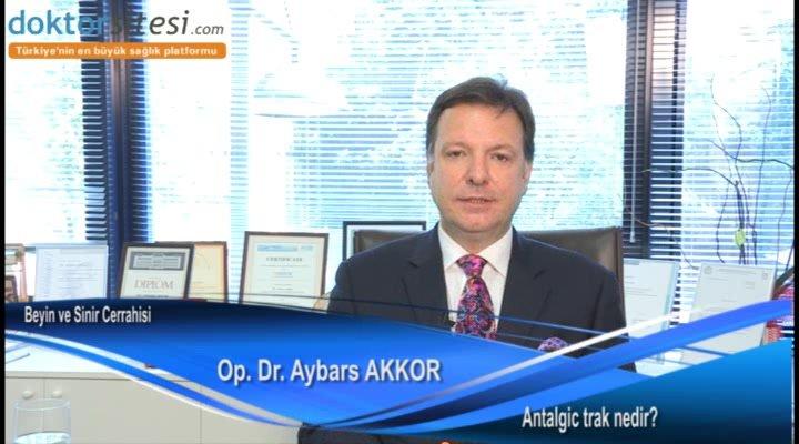 "Antalgic trak nedir? ""Op. Dr. Aybars  AKKOR"""
