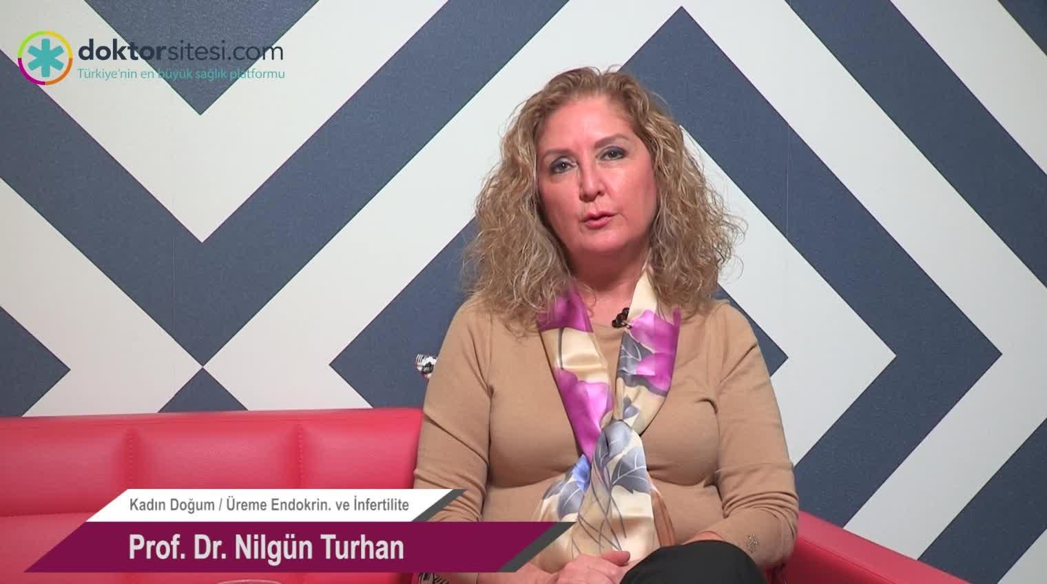 "Balayı sistiti nedir? Neden oluşur? ""Prof. Dr. Nilgün  TURHAN"""