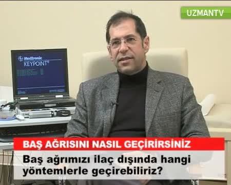 """Baş ağrımızı ilaç dışında hangi yöntemlerle geçirebiliriz? """"Prof. Dr. Mustafa  ERTAŞ"""""""