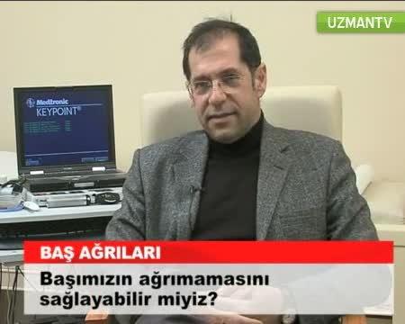 """Başımızın ağrımamasını sağlayabilir miyiz? """"Prof. Dr. Mustafa  ERTAŞ"""""""