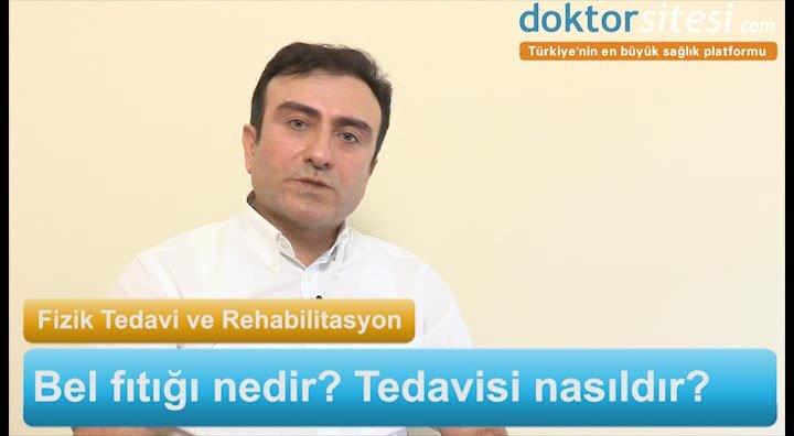 """Bel fıtığı tam olarak nedir? Tedavisi nasıldır? """"Uzm. Dr. Mehmet  PORTAKAL"""""""