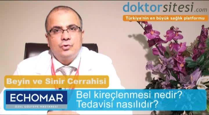 """Bel kireçlenmesi nedir? Tedavisi nasıldır? """"Op. Dr. Ayhan  KARA"""""""