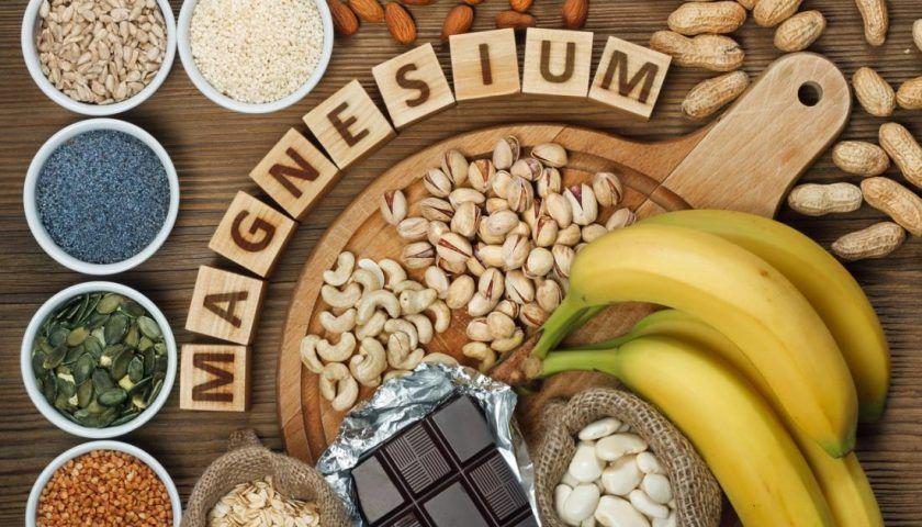 Magnezyum Yetmezliğine Karşı Gıdalar