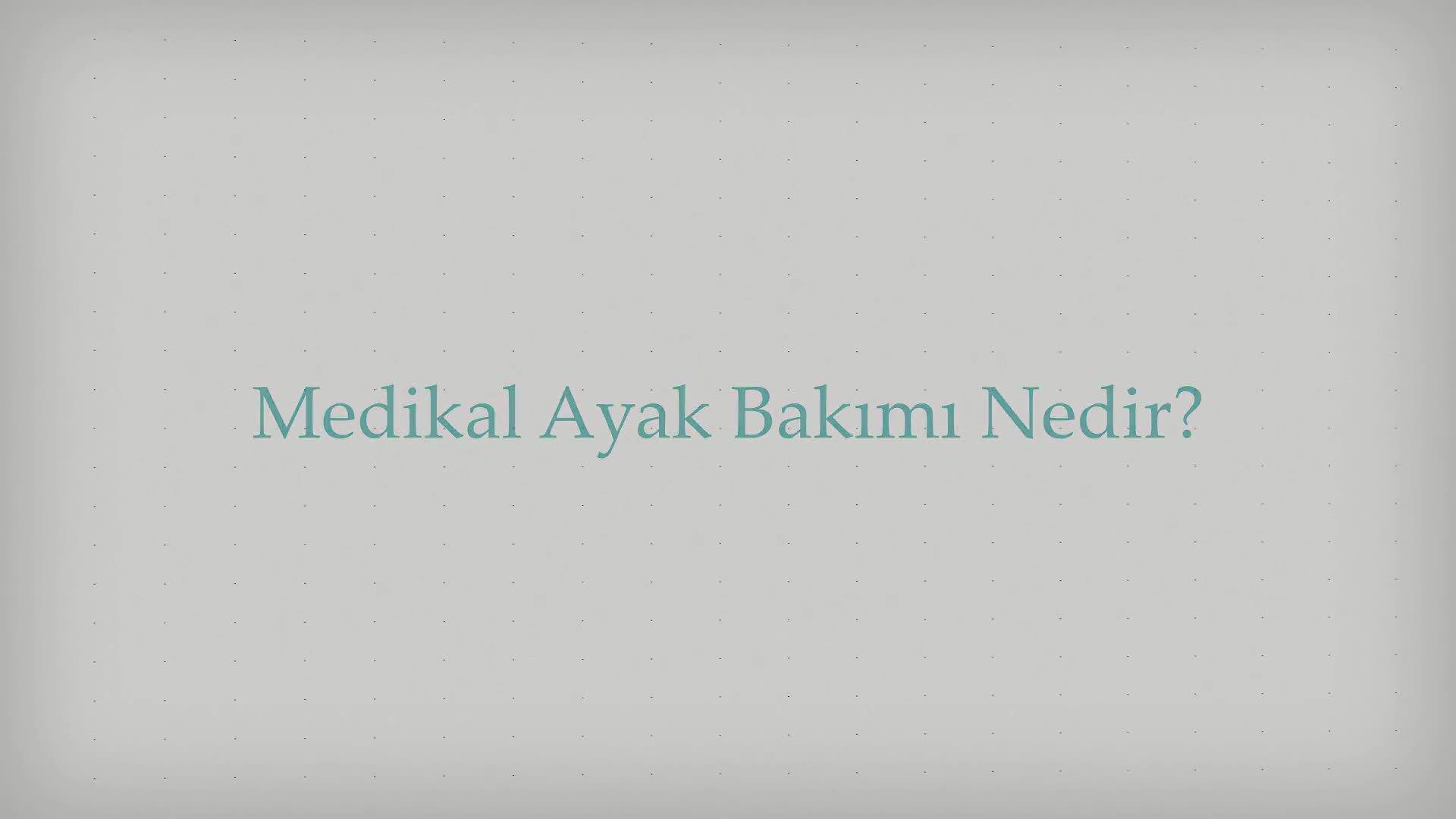 """Youtube – Medikal ayak bakımı """"Op. Dr. Esin  KAYAOĞLU ÜSTÜNOVA"""""""