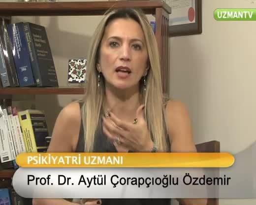 """Youtube – Panik atak nöbeti geçirdiğimizi anlarsak ne yapmalıyız? """"Prof. Dr. Aytül  ÇORAPÇIOĞLU ÖZDEMIR"""""""
