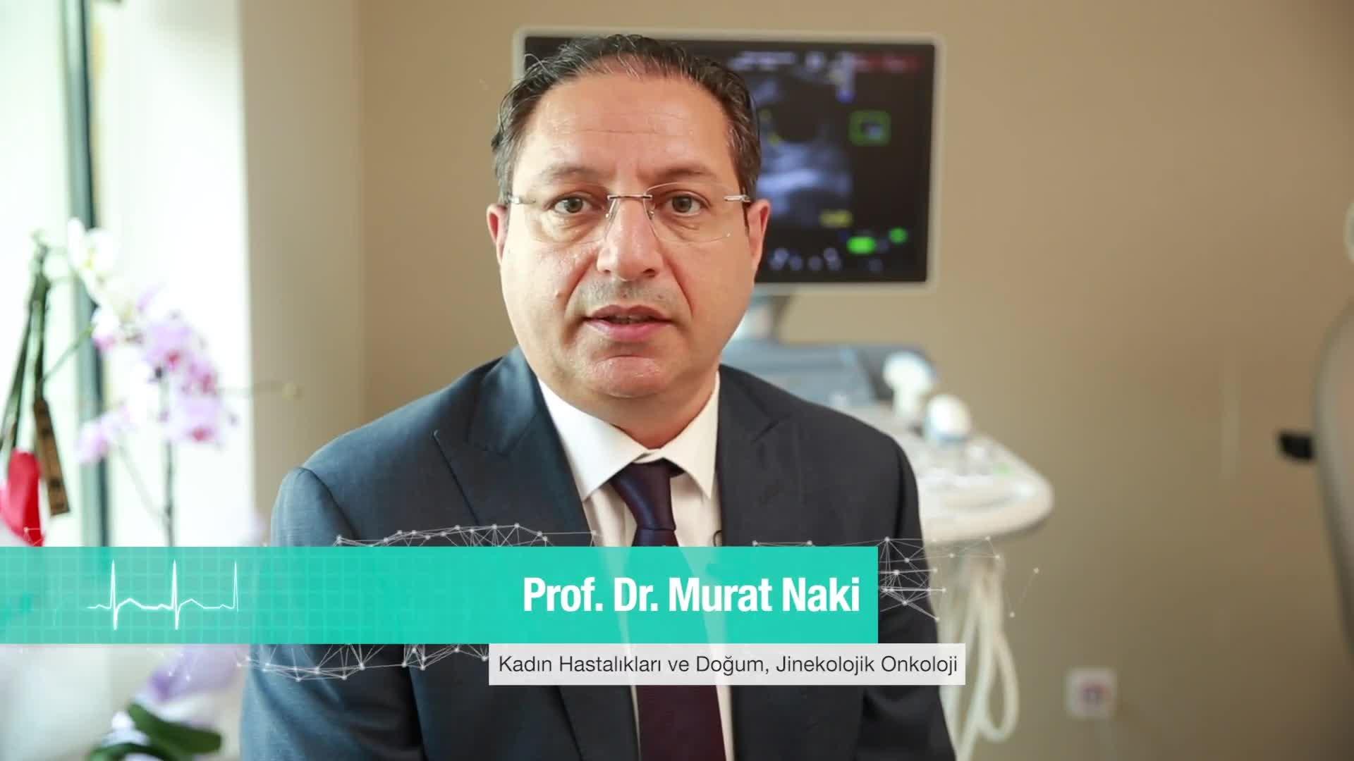 """Youtube – Rahim kanseri bu belirtilerle kendisini gösteriyor """"Prof. Dr. M. Murat  NAKI"""""""