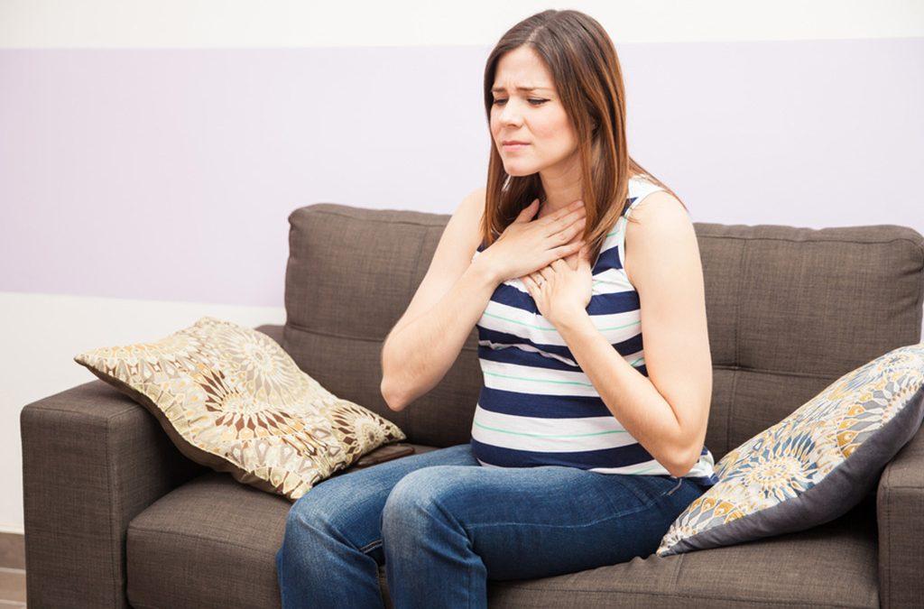 Hamilelik Sırasında Mide Ekşimesi